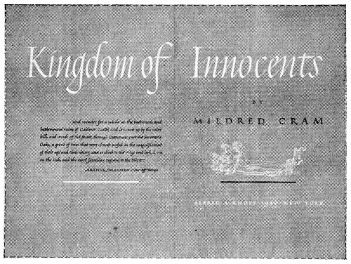 Kingdom of Innocents