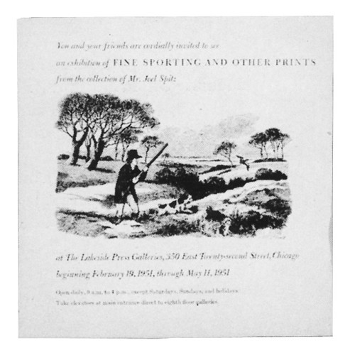 Fine Sporting and Other Prints