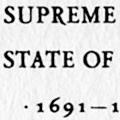 The Supreme Court of the State of New York, 1691–1941