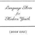 Language Arts for Modern Youth