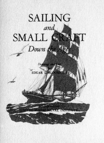 Sailing and Small Craft Down the Ages