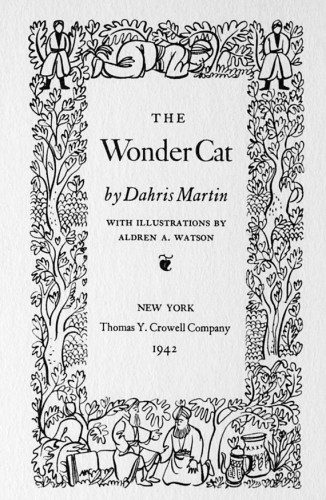 The Wonder Cat