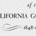 The Maps of the California Gold Region, 1848–1857, A Biblio-Cartography of an Important Decade