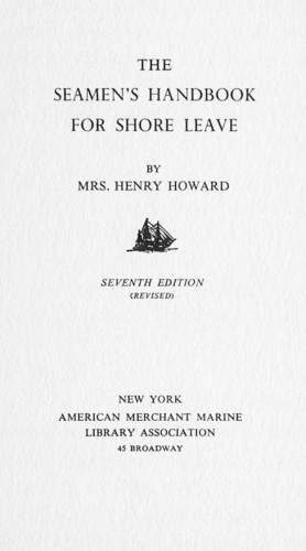 The Seamen's Handbook for Shore Leave, Seventh Edition