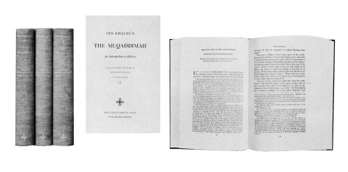 The Mugaddimah: An Introduction to History