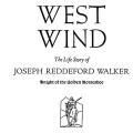 West Wind, The Life Story of Joseph Reddeford Walker, Knight of the Golden Horseshoe