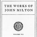 The Works of John Milton, Volume 8
