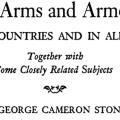 A Glossary of the Construction, Decoration and Use of Arms and Armor, in all countries and in all times, together with some closely related subjects