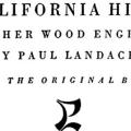 California Hills and Other Wood Engravings, From the original blocks