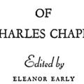 The Constance Letters of Charles Chaplin