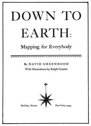 Down to Earth: Mapping for Everybody