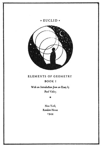 Euclid: Elements of Geometry, Book One