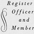 Register of Officers and Members