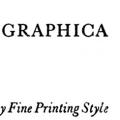 Biblio-Typographica: A Survey of Contemporary Fine Printing Style