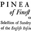 Pineapples of Finest Flavor, or A Selection of Sundry Unpublished Letters of the English Roscius, David Garrick