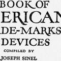 A Book of American Trade-marks and Devices