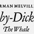 An Introduction to Herman Melville's Moby Dick: or The Whale