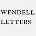 Barrett Wendell and His Letters
