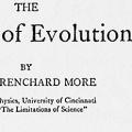 The Dogma of Evolution