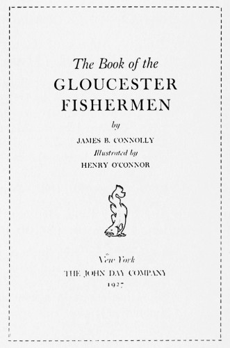 Book of Gloucester Fisherman