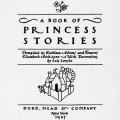 A Book of Princess Stories