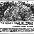 The Farmer Sows His Wheat