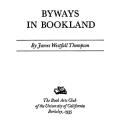 Byways in Bookland