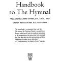 Handbook to the Hymnal