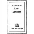 Memoirs of Count Bernstorff