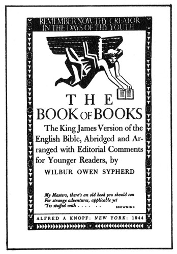 The Book of Books: The King James Version