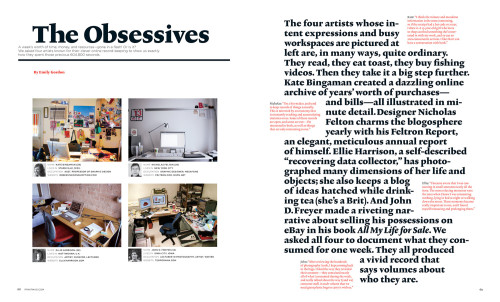 The Obsessives