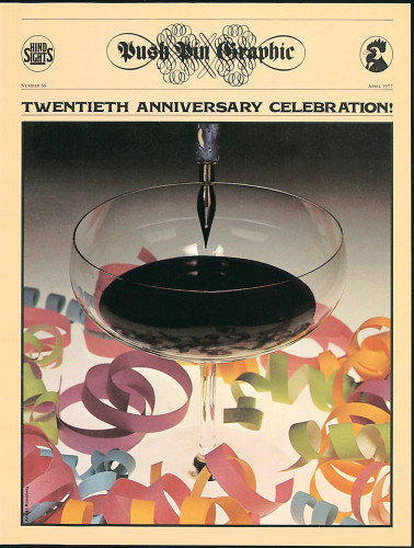 Twentieth Anniversary Celebration, April 1977, no. 66