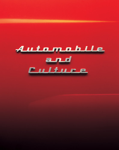 Automobile and Culture exhibit