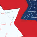Chermayeff & Geismar holiday cards