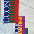 UConn flags