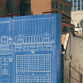 712 Fifth Ave. New York Construction Barrier