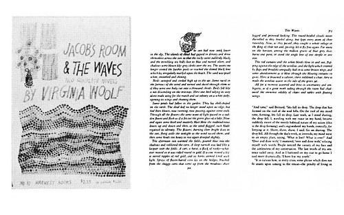 Jacob's Room & The Waves