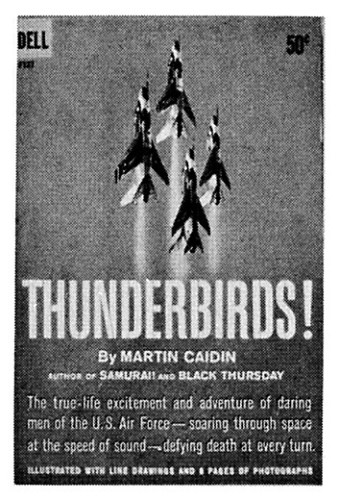 Thunderbirds!
