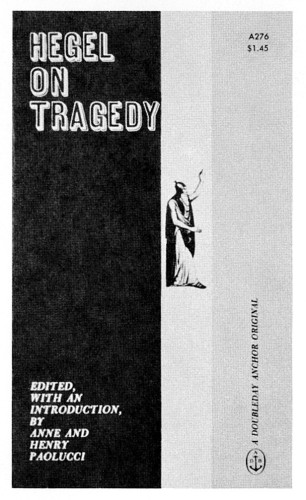 Hegel on Tragedy