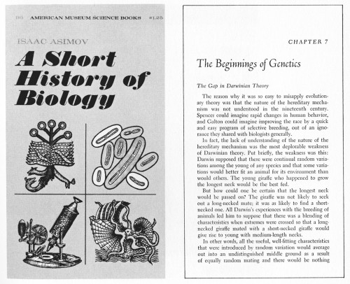 A Short History of Biology