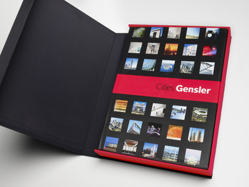Gensler corporate branding