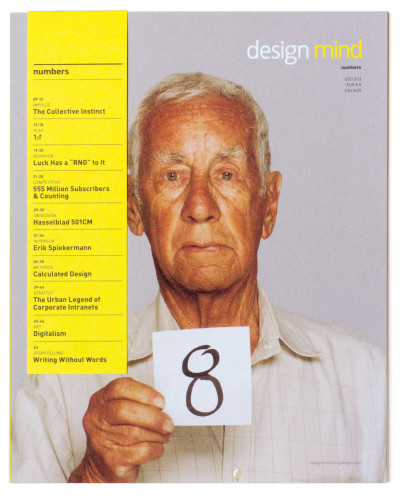 design mind - numbers issue