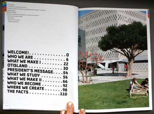 Otis College of Art and Design Viewbook