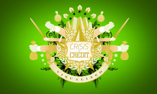 The Crisis of Credit Visualized