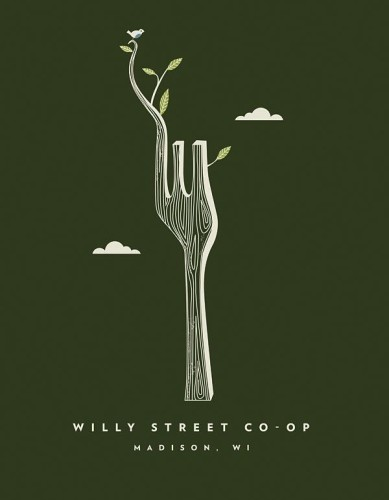 Willy St. Co-op T-Shirt
