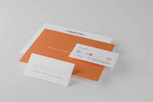Parker Marketing Identity