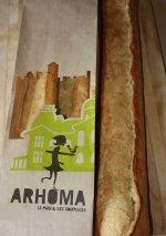 Arhoma's bread bag
