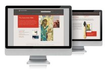 The Saint Johns Bible Website