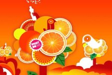 Fanta Visual Identity System Launch Video
