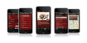 Chipotle iphone app